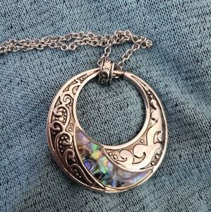 Jewelry - 3/$20 Albacore Bohemian Moon Necklace